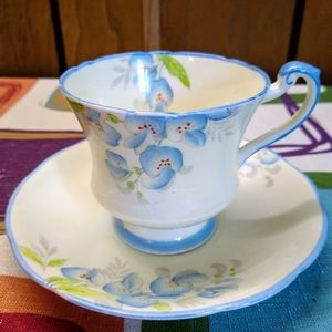 Teatime for the Firefly Tea Cup and Saucer